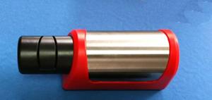 Elektrische Messenslijper  Te gebruiken voor de keukenmessen in Japans damask staal van T&T DESIGN met een hardheid van 58HRC