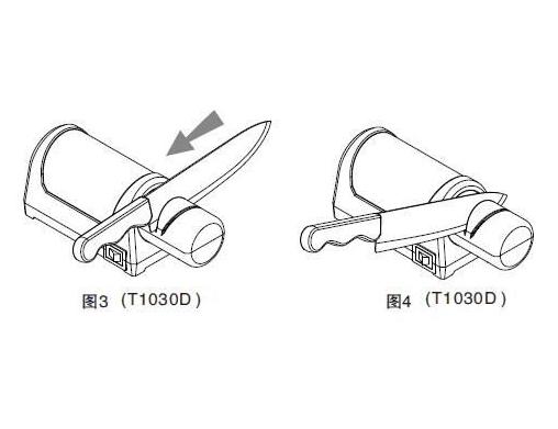 Gebruiksaanwijzing voor de Elektrische Messenslijper van T&T Design
